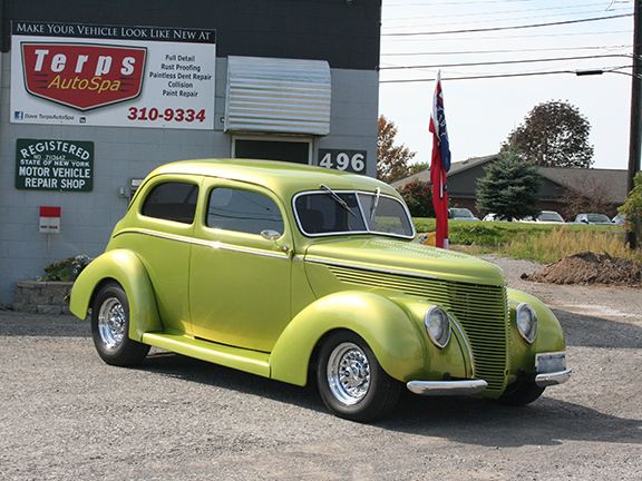 Auto restoration buffalo ny 1938 chevy 2 door sedan buffalo for 1938 chevy 2 door sedan for sale
