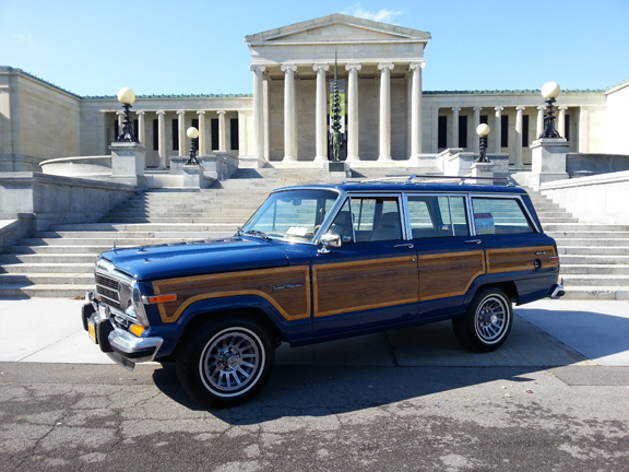 Cars For Sale Buffalo Ny >> Grand Wagoneer Restoration Buffalo NY | 1988 Jeep Grand Wagoneer Restoration Buffalo
