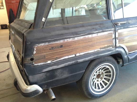 Grand Wagoneer Restoration Buffalo Ny 1988 Jeep Grand